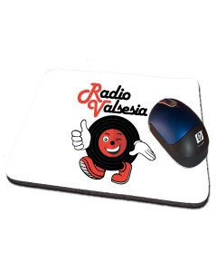 Mousepad Radio Valsesia